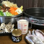 鱈の豆乳みそ鍋